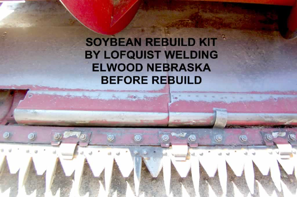 Soybean rebuild kit